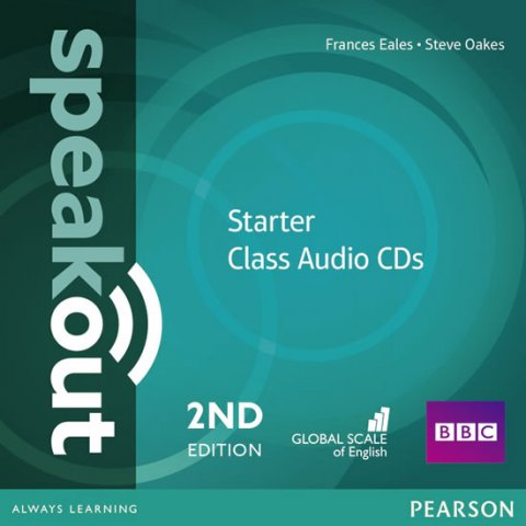 Eales Frances: Speakout 2nd Edition Starter Class CDs (2)