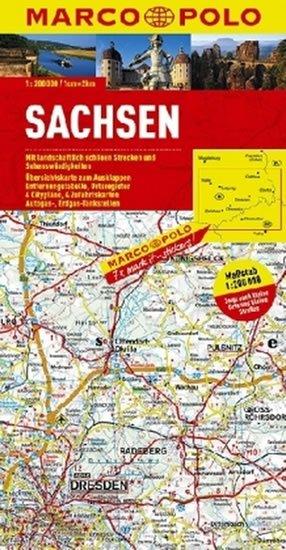 neuveden: Sasko mapa 1