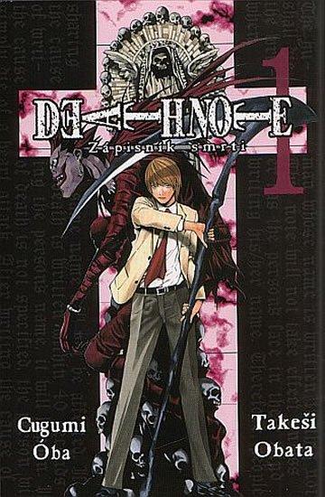 Oba Cugumi, Obata Takeši,: Death Note - Zápisník smrti 1