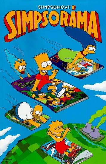 Groening Matt, Morrison Bill: Simpsonovi Simpsoráma