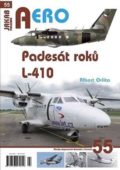 Orlita Albert: Padesát roků L-410