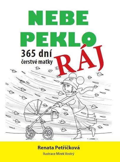 Petříčková Renata: Nebe, peklo, ráj - 365 dní čerstvé matky