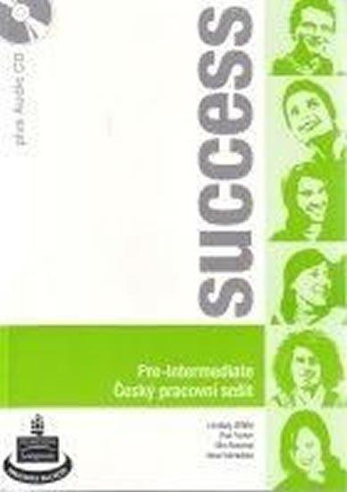 neuveden: Success Pre-Intermediate Workbook w/ CD Pack CZ Edition