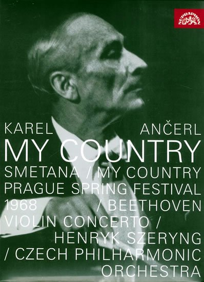 Karel Ančerl: My Country - Karel Ančerl DVD