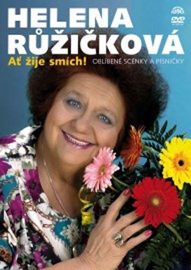 Růžičková Helena: Ať žije smích DVD