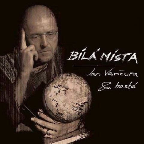 neuveden: Jan Vančura - Bílá místa - CD