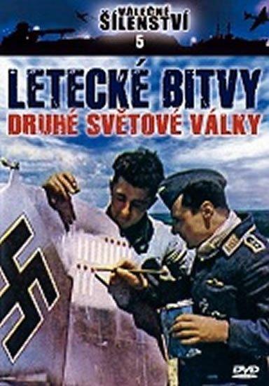 neuveden: Letecké bitvy 2. světové války - DVD