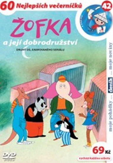 Macourek Miloš: Žofka a její dobrodružství 2. - DVD