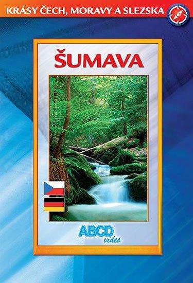 neuveden: Šumava DVD - Krásy ČR