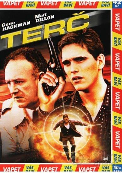 neuveden: Terč - DVD