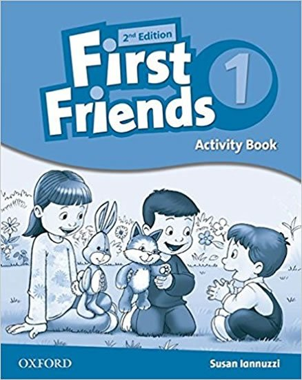 Iannuzzi Susan: First Friends 1 Activity Book (2nd)