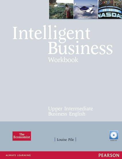 Pile Louise: Intelligent Business Upper Intermediate Workbook w/ CD Pack