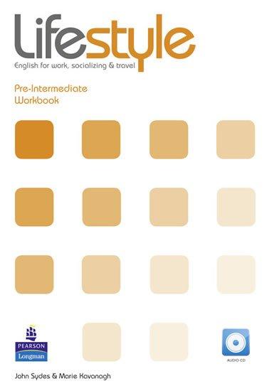 Kavanagh Marianne: Lifestyle Pre-Intermediate Workbook w/ CD Pack