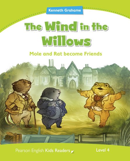 Williams Melanie: PEKR | Level 4: The Wind in the Willows
