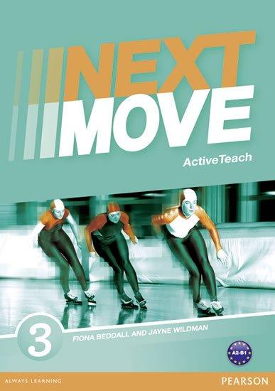 Wildman Jayne: Next Move 3 Active Teach