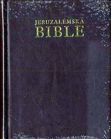 neuveden: Jeruzalémská bible malá