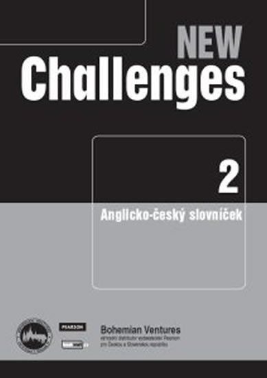 neuveden: New Challenges 2 slovníček CZ