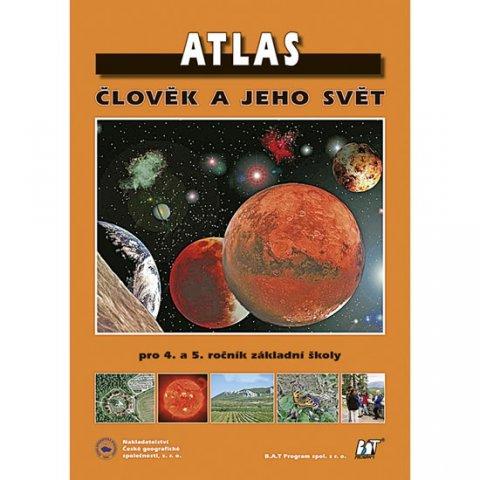 Červinka Pavel: Atlas - Člověk a jeho svět