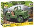 neuveden: Stavebnice COBI - II WW Ford GP, 91 k, 1 f