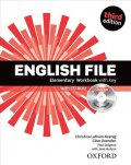 Latham-Koenig Christina; Oxenden Clive: English File Elementary Workbook with Answer Key (3rd) without CD-ROM