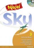 Freebairn Ingrid: New Sky 3 Activity Book w/ Students´ Multi-Rom Pack