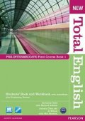 Crace Araminta: New Total English Pre-Intermedaite Flexi Coursebook 1 Pack