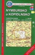 neuveden: Nymbursko a Kopidlnsko 1:50.000 KČT 18