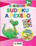 neuveden: Obrázkové sudoku a pexeso - Zábavná cvičebnice