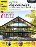 neuveden: Moderní dřevostavby + nízkoenergetické domy