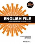 Latham-Koenig Christina; Oxenden Clive; Selingson Paul: English File Upper Intermediate Workbook with Answer Key (3rd)