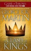 Martin George R. R.: Game of Thrones:A Clash of Kings 2