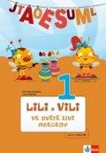 neuveden: Lili a Vili 1 - Ve světě živé abecedy