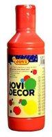 neuveden: JOVI DECOR - akrylová barva 250ml červená