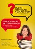 kolektiv autorů: Testy obecných studijních předpokladů a základy logiky 1. díl