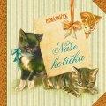 Trnková Klára: Naše kočička - památníček