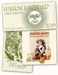 Trnková Klára: Kalendář 2019 - Lunární + Babiččiny recepty na přirozenější život + Dvanáct