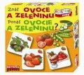 neuveden: Pexetrio Kids - Znáš ovoce a zeleninu?