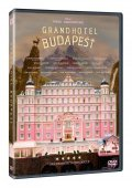 neuveden: Grandhotel Budapešť DVD