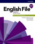 Latham-Koenig Christina; Oxenden Clive: English File Beginner Student´s Book with Student Resource Centre Pack (4th