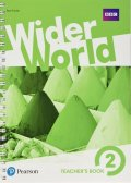 Fricker Rod: Wider World 2 Teacher´s Book w/ MyEnglishLab/Online Extra Homework/DVD-ROM