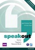 Comyns Carr Jane: Speakout Starter Teacher´s Book