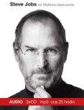 neuveden: Steve Jobs - 3 CDmp3 (Čte Martin Stránský)