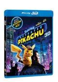 neuveden: Pokémon: Detektiv Pikachu 2 Blu-ray (3D+2D)