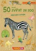 neuveden: Expedice příroda: 50 druhů zvířat ze ZOO
