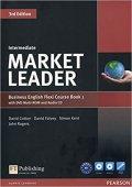 Cotton David: Market Leader 3rd Edition Intermediate Flexi 1 Coursebook
