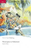 Rabley Stephen: PER   Level 1: Marcel Goes to Hollywood Bk and CD Pack