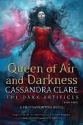 Clareová Cassandra: Queen of Air and Darkness