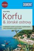 neuveden: Korfu & Jónské ostrovy - Průvodce se samostatnou cestovní mapou