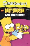 Groening Matt: Simpsonovi - Bart Simpson 12/2016 - Zlatý hřeb programu