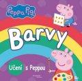 neuveden: Barvy - Učení s Peppou